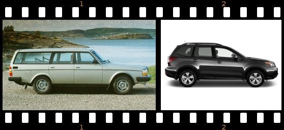2014 Subaru Forester: Volvo 240 Wagon, reincarnated?