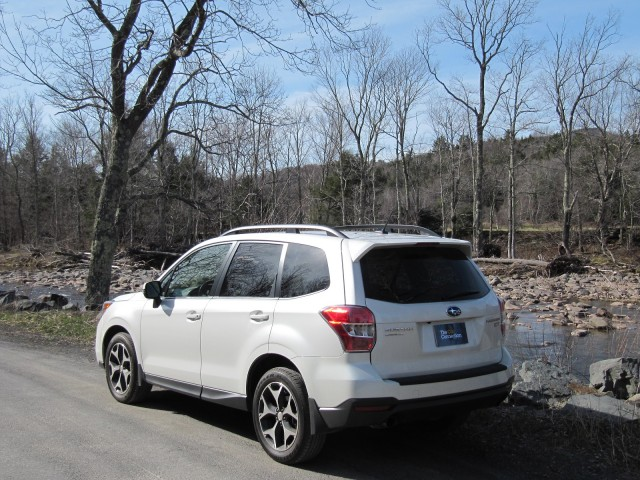 2014 Subaru Forester XT Six-Month Road Test, Catskill Mountains, New York