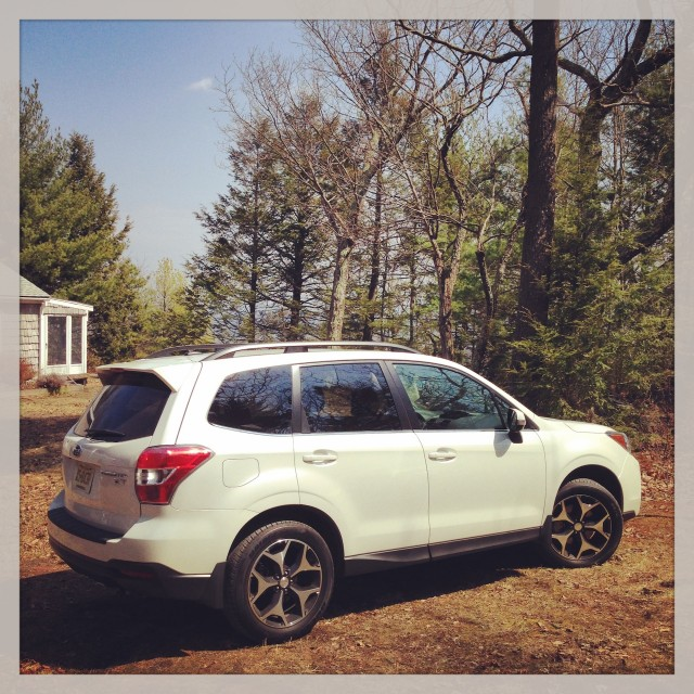 2014 Subaru Forester XT Six-Month Road Test, upstate New York