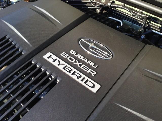 2014 Subaru XV Crosstrek Hybrid - Quick Drive, July 2014