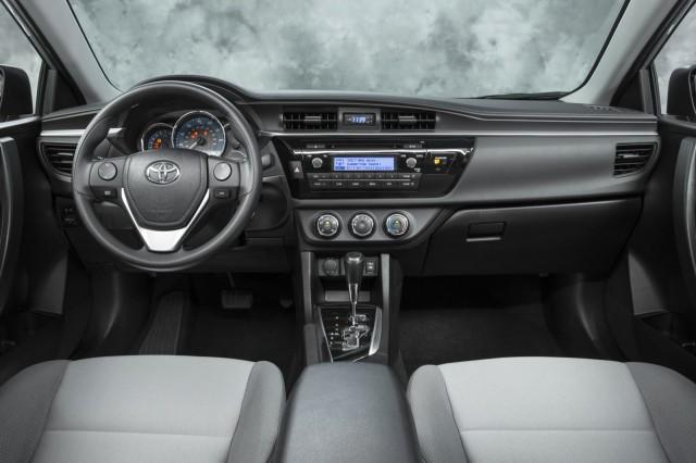 Mpg Toyota Corolla >> 2014 Toyota Corolla Eco LE: Gas Mileage Test Drive