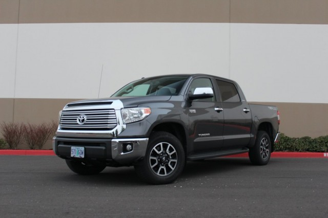 2014 Toyota Tundra 4x4  -  Driven, December 2013