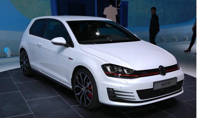 2014 Volkswagen Golf GTI, 2013 Geneva Motor Show