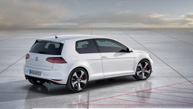 2014 Volkswagen GTI concept