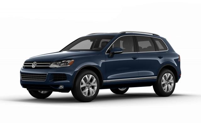 2014 Volkswagen Touareg X