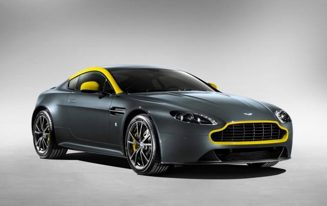 2015 Aston Martin V8 Vantage N430