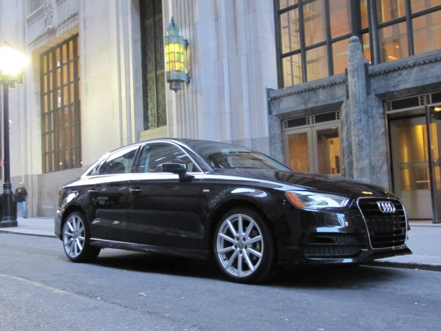 2015 Audi A3 TDI, New York City, Nov 2014