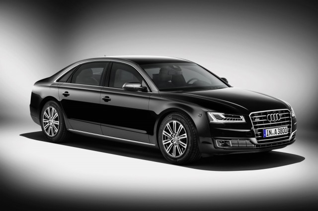 2015 Audi A8 L Security
