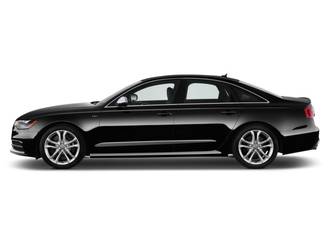 2015 Audi S6 4-door Sedan Side Exterior View