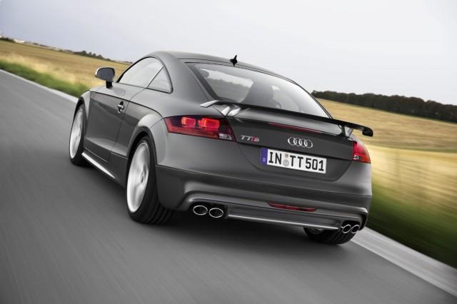 2015 Audi TTS Competition