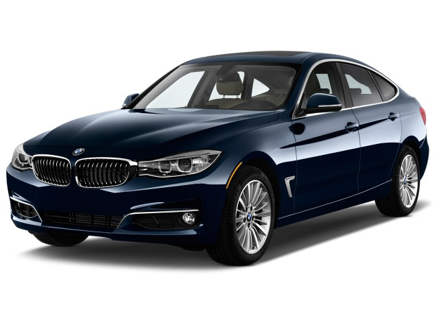 2015 BMW 3 Series Gran Turismo 5dr 328i xDrive Gran Turismo AWD Angular Front Exterior View