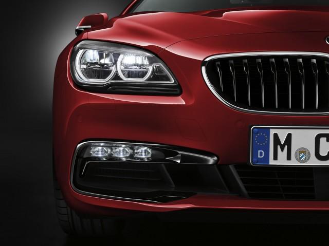 2016 BMW 6-Series Convertible