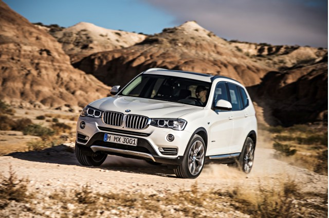 2015 bmw x3 review ratings specs prices and photos. Black Bedroom Furniture Sets. Home Design Ideas