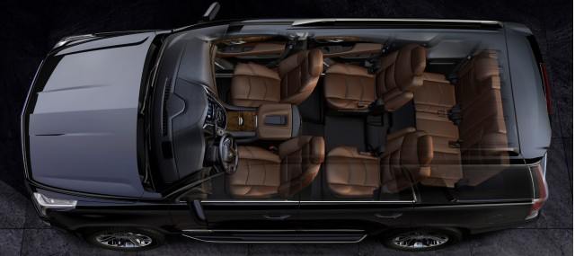 cadillac drops plans for crossover with third row seats. Black Bedroom Furniture Sets. Home Design Ideas