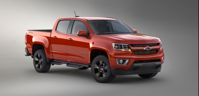 2015 Chevrolet Colorado GearOn Special Edition