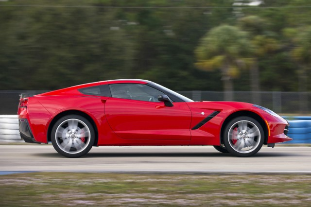 2015 Chevrolet Corvette Performance Data Recorder (PDR)