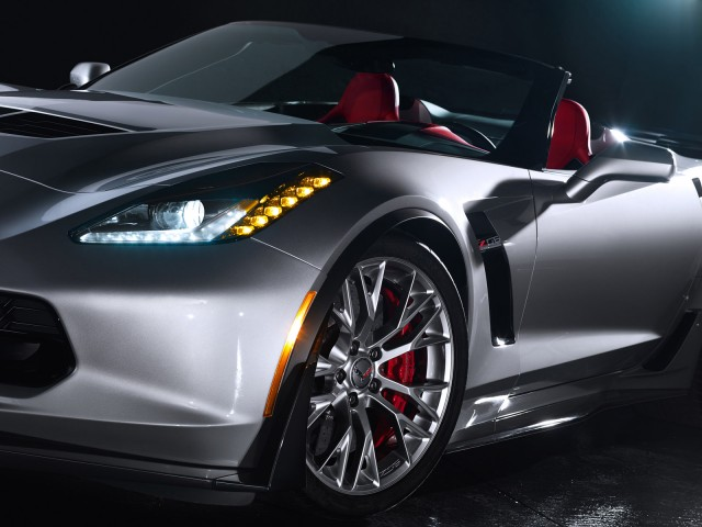 2015 Chevrolet Corvette Z06 Convertible, shot by Nico Sforza