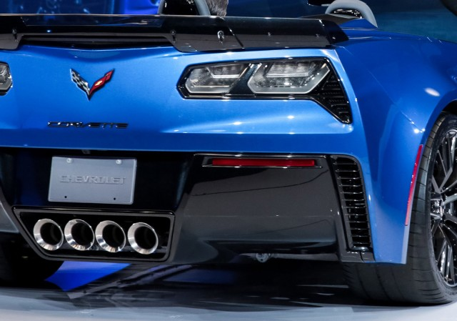 2015 Chevrolet Corvette Z06 Convertible, 2014 New York Auto Show