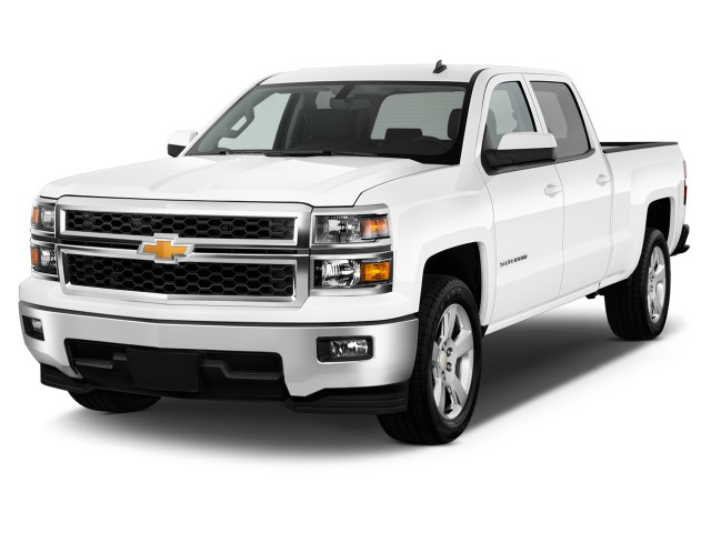 2015 Chevrolet Silverado 1500 (Chevy) Review, Ratings, Specs, Prices ...