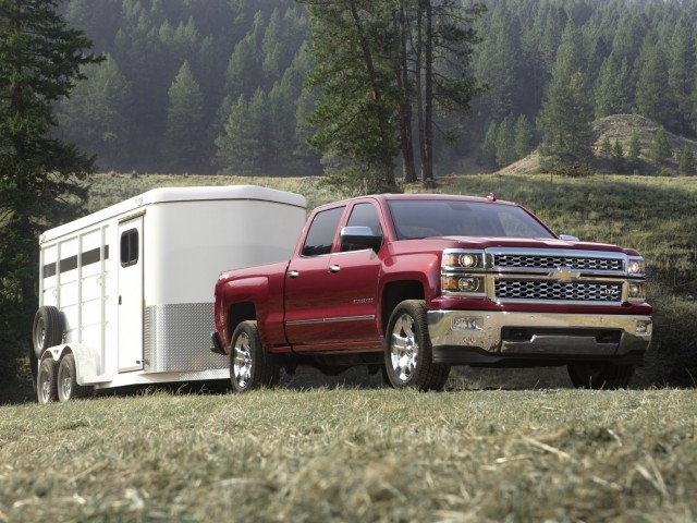 Chevy Silverado Trucks 2015