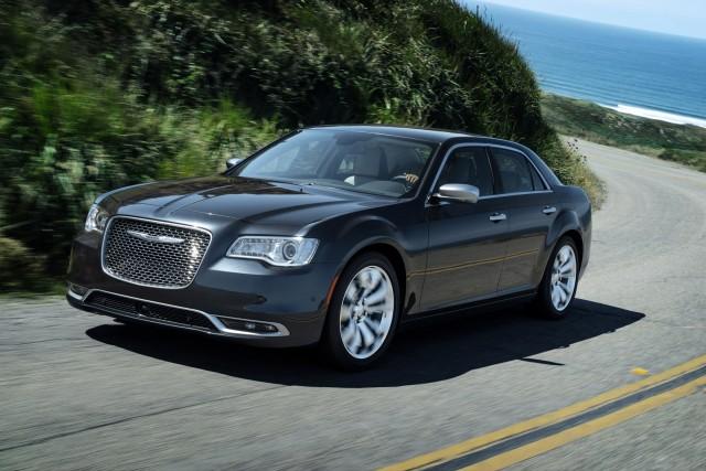 2015 Chrysler 300C Platinum