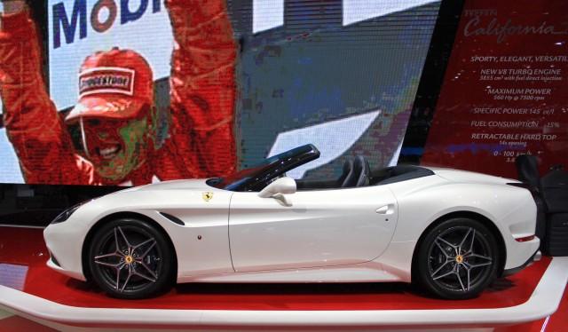 2015 Ferrari California T, 2014 Geneva Motor Show