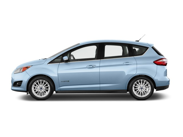 2015 Ford C-Max Hybrid 5dr HB SEL Side Exterior View