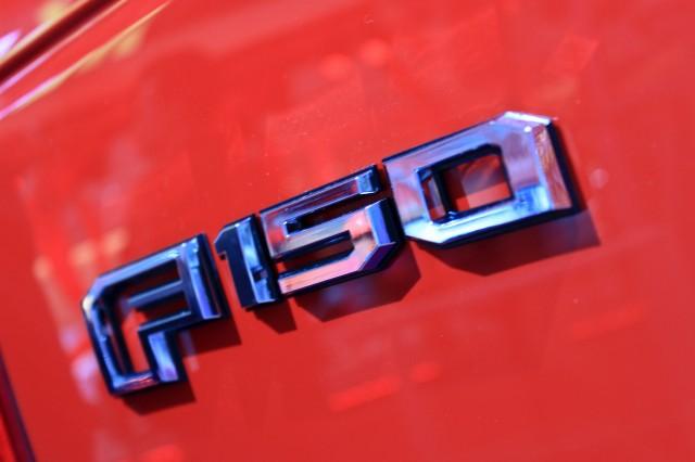 2015 Ford F-150 live photos, 2014 Detroit Auto Show