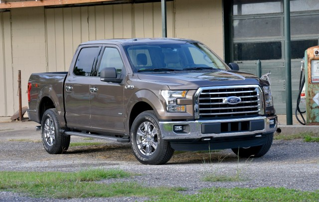 2015 Ford F-150 Gas Mileage: Best Among Gasoline Trucks ...