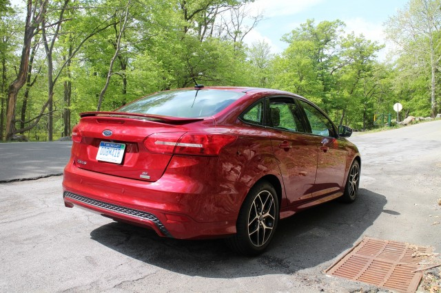 2015 ford focus se ecoboost bear mountain state park ny may 2015