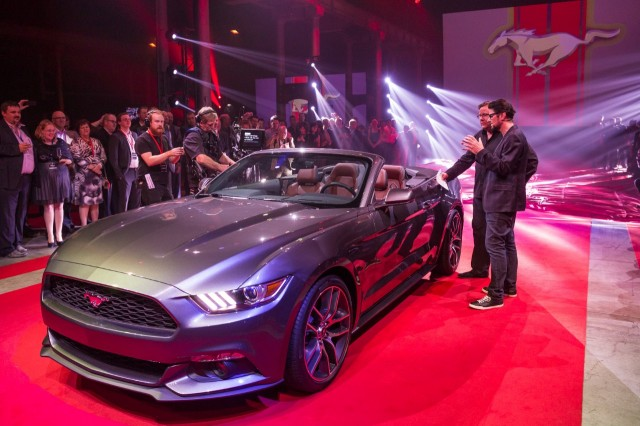 2015 Ford Mustang Conrvertible