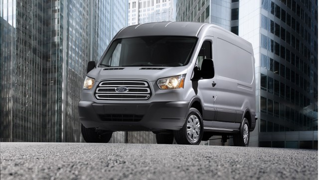 Ford Transit Van Gets Add-In Hybrid Kit For Better Fuel ...