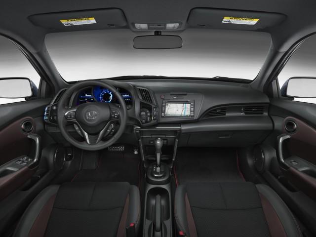 Honda CR-Z Hybrid Coupe Gets Huge Sales Incentive: UPDATE