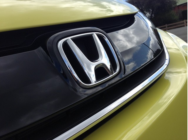 2015 Honda Fit  -  First Drive