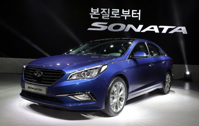 2015 Hyundai Sonata (Korean spec)