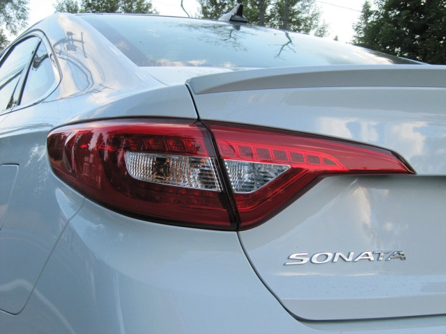 2015 Hyundai Sonata Limited, test drive, Hudson Valley, NY, Aug 2014