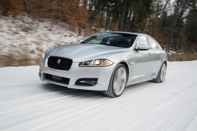 Luxury 2015 Jaguar XF Review Ratings Specs Prices And Photos  The Car