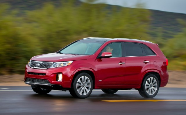 2015 kia sorento review ratings specs prices and photos the car connection. Black Bedroom Furniture Sets. Home Design Ideas