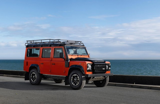 2015 Land Rover Defender Adventure Edition