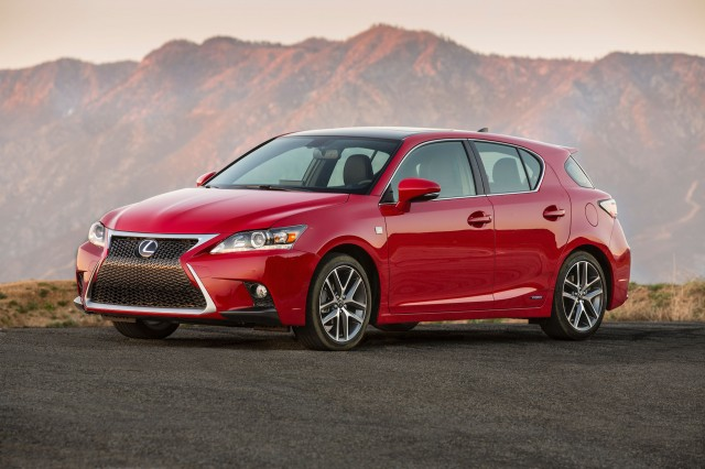 2015 lexus ct 200h review ratings specs prices and photos the car connection. Black Bedroom Furniture Sets. Home Design Ideas