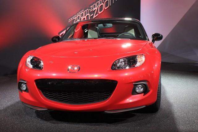 2015 Mazda MX-5 Miata 25th Anniversary Edition, 2014 New York Auto Show