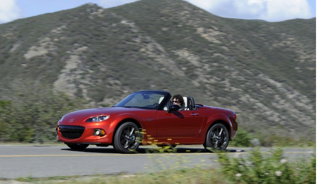 2015 mazda mx 5 miata review ratings specs prices and photos the car connection. Black Bedroom Furniture Sets. Home Design Ideas