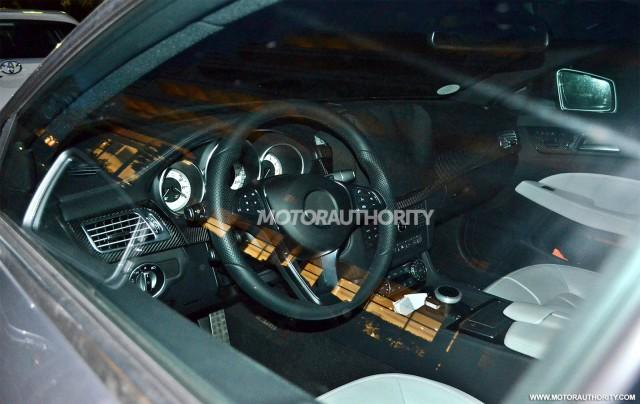 2015 Mercedes-Benz CLS Shooting Brake facelift spy shots