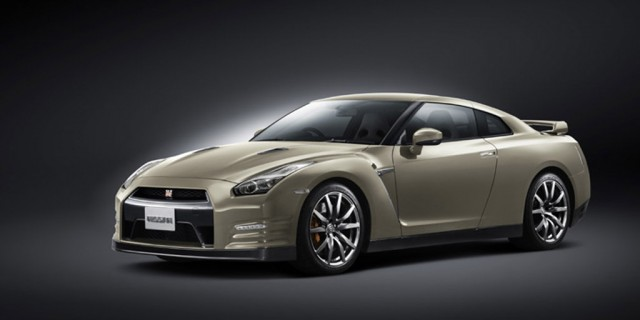 2015 Nissan GT-R 45th Anniversary Edition (Japanese spec)