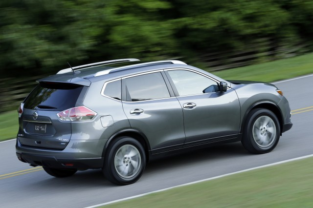 2015 nissan rogue review ratings specs prices and photos the car connection. Black Bedroom Furniture Sets. Home Design Ideas