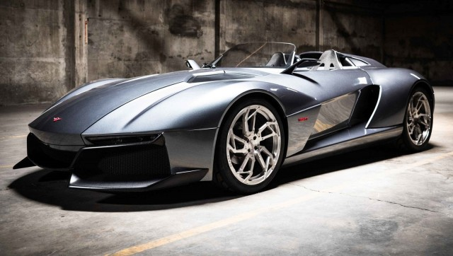 500-Horsepower Rezvani Beast Revealed In The Carbon Fiber: Video ...
