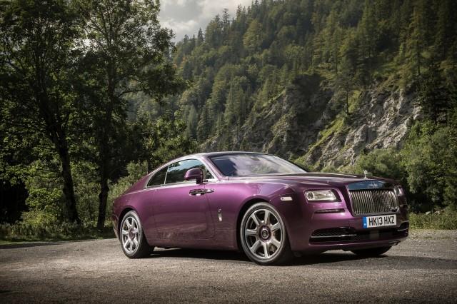 Rolls Royce Hinta