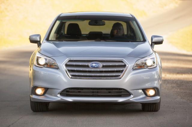 2015 Subaru Legacy 3.6R
