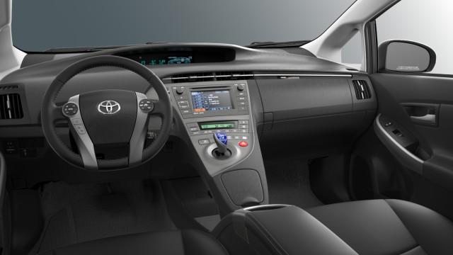 2015 Toyota Prius Liftback