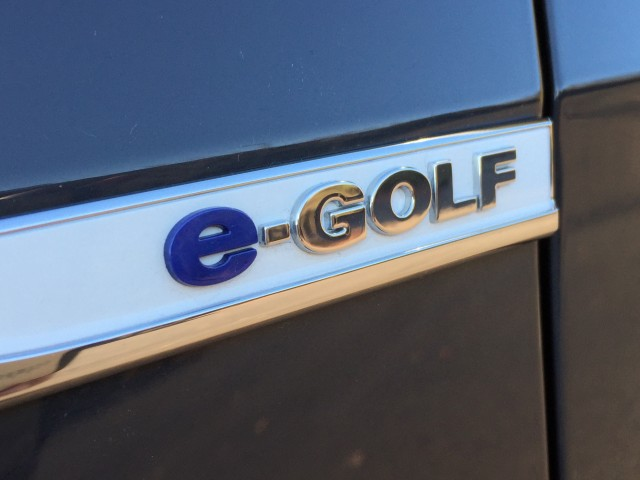 2015 Volkswagen e-Golf  -  Long-term test car  [November 2015]